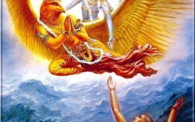 A Hindu Legend