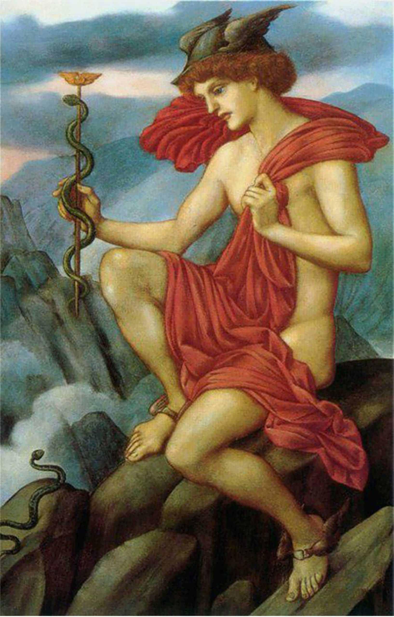 hermes-painting-pascoe-vale-gnostic-centre