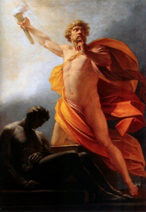 statue-of-grek-goddess-Athena